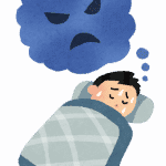 重い掛け布団を使うと寝返りしにくい!腰痛とは関係ある?