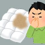 羽毛布団が臭い!ファブリーズやクリーニングで対策できる?