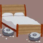 【ルンバ対応】ロボット掃除機も入れる高品質ベッドまとめ【ルンバブル】