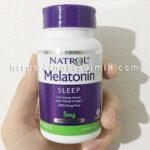iHerbメラトニンの効果を検証!睡眠薬との違いや副作用